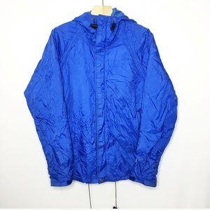The North Face Blue Windbreaker Jacket
